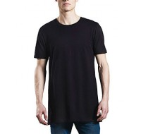 T-shirt Herr Earth Positive Lång T-shirt