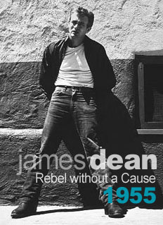 James Dean - Rebel without a Cause 1955